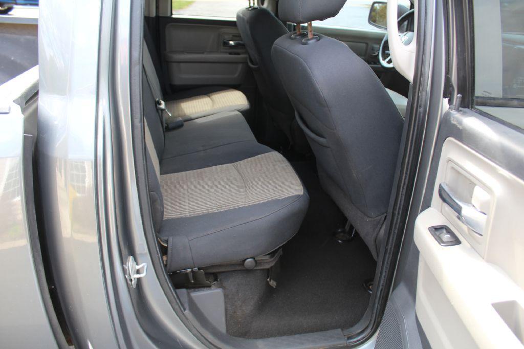 2012 DODGE RAM 1500 SLT for sale at Summit Motorcars