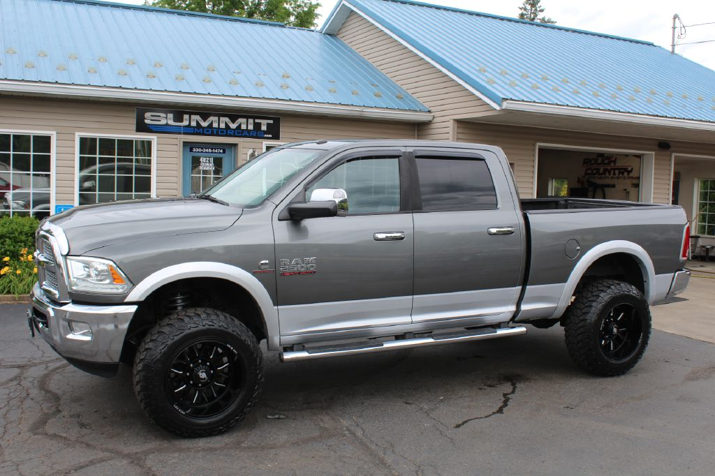 2016 FORD F350 LARIAT LB 4x4 LARIAT FX4 for sale at Summit Motorcars