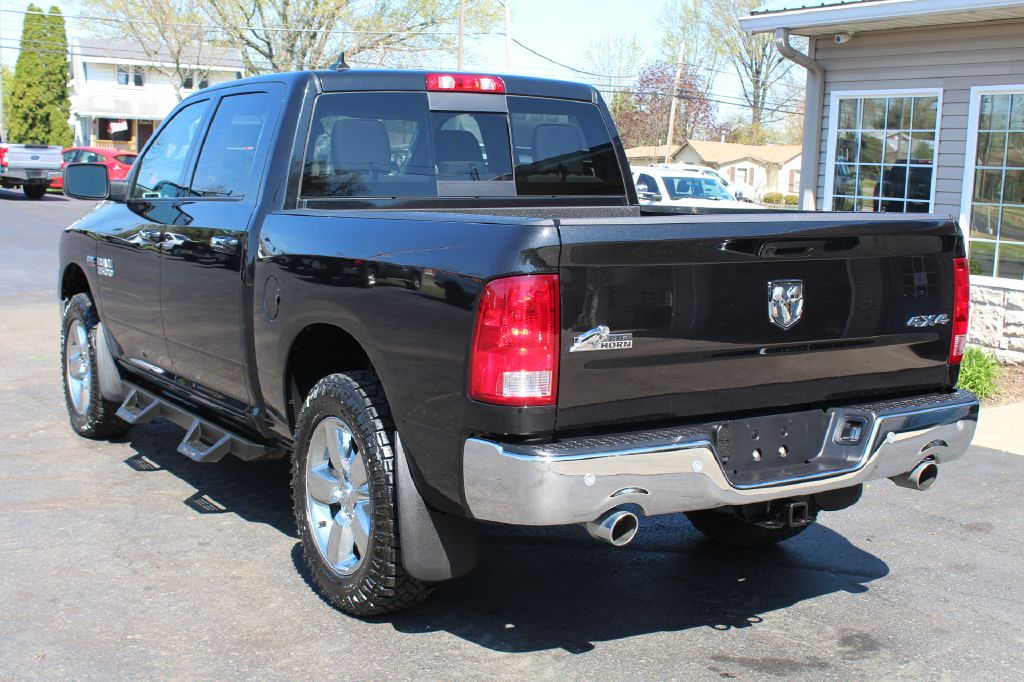2017 RAM 1500 BIG HORN 4x4 BIG HORN for sale at Summit Motorcars