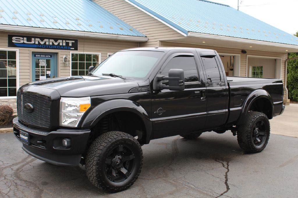 2017 FORD F250 STX W/FX4 4x4 STX w/FX4 for sale at Summit Motorcars