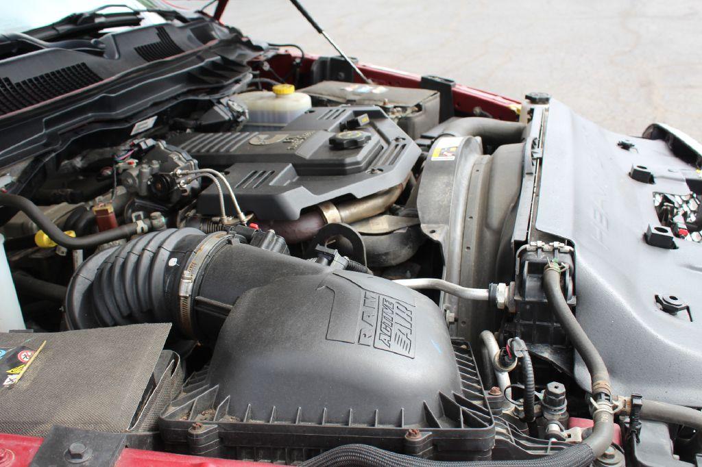 2014 RAM 2500 LARAMIE 4x4 LARAMIE CUMMINS for sale at Summit Motorcars