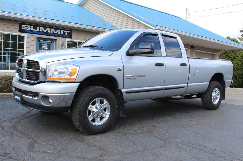 2014 RAM 2500 LARAMIE 4x4 LARAMIE CUMMINS for sale at Summit Motorcars
