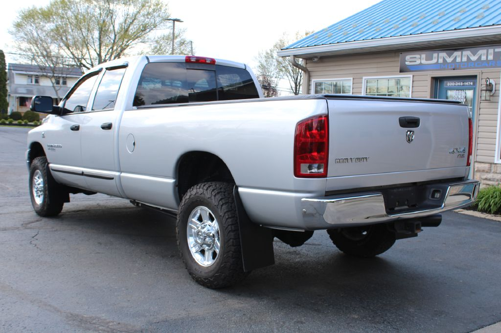 2006 DODGE RAM 2500 SLT for sale at Summit Motorcars