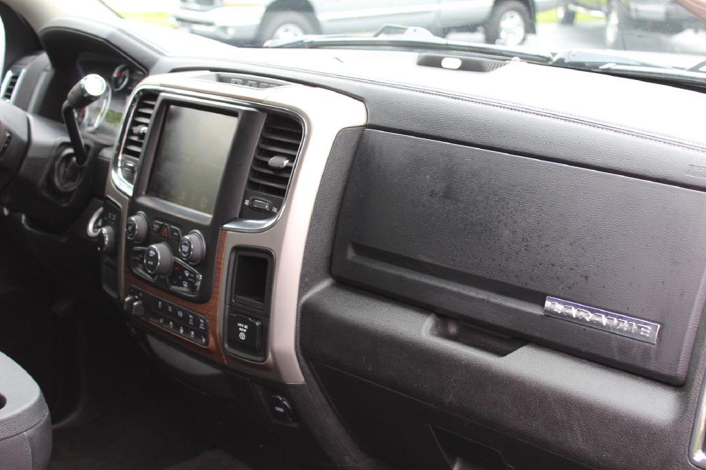 2017 RAM 2500 LARAMIE 4x4 LARAMIE CUMMINS for sale at Summit Motorcars