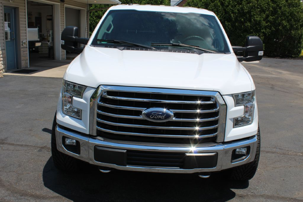2016 FORD F150 XLT 4x4 XLT 5.0L for sale at Summit Motorcars