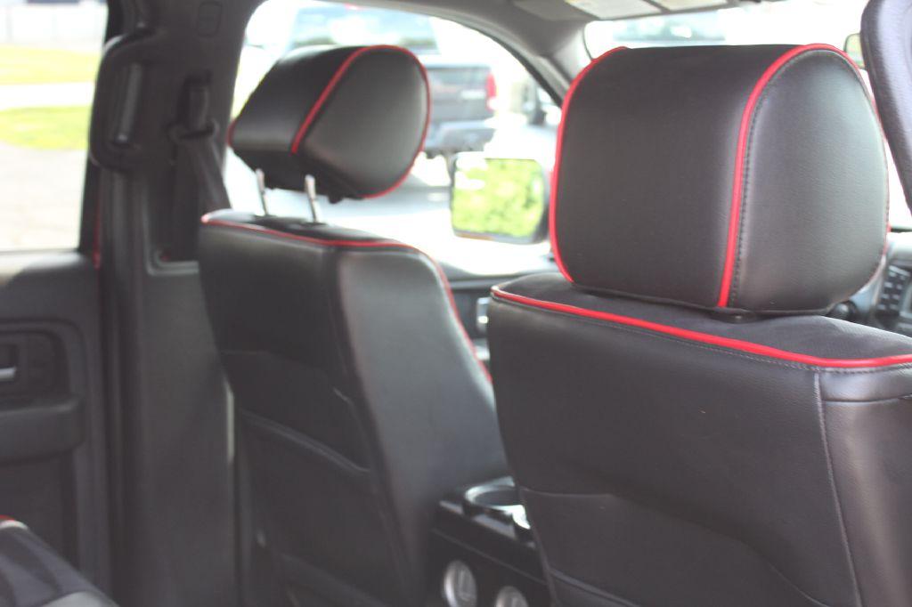 2013 FORD F150 FX4 4x4 FX4 5.0L for sale at Summit Motorcars