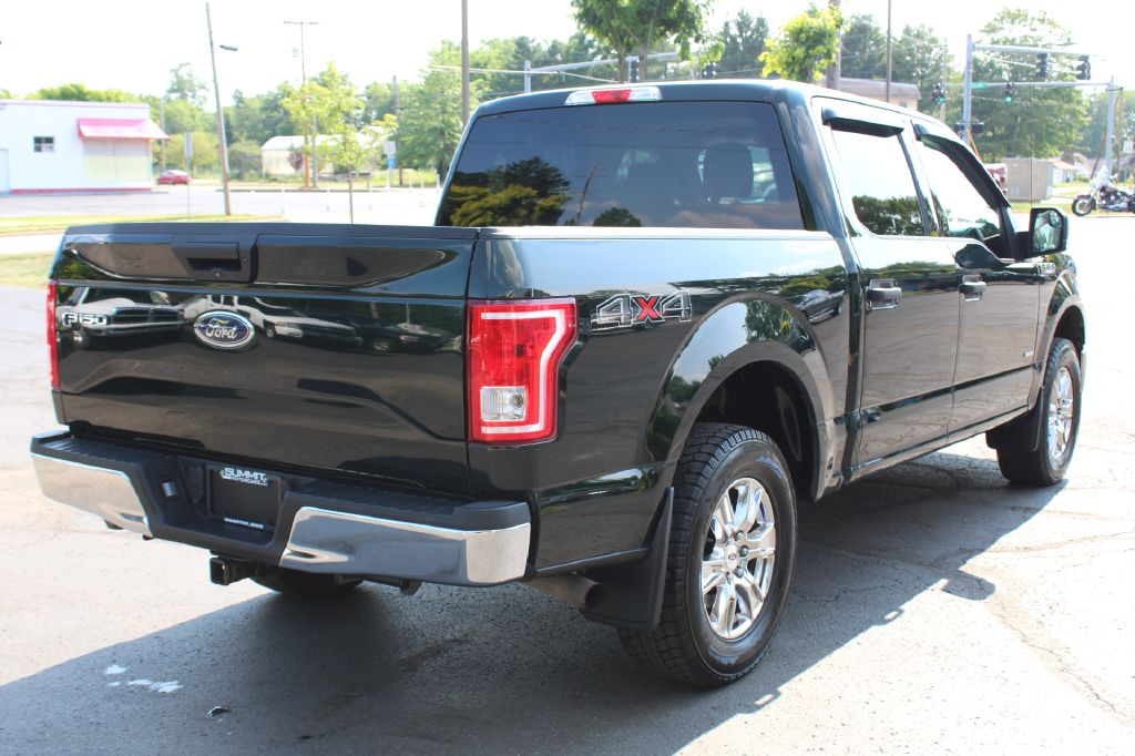 2016 FORD F150 XLT 4x4 XLT for sale at Summit Motorcars