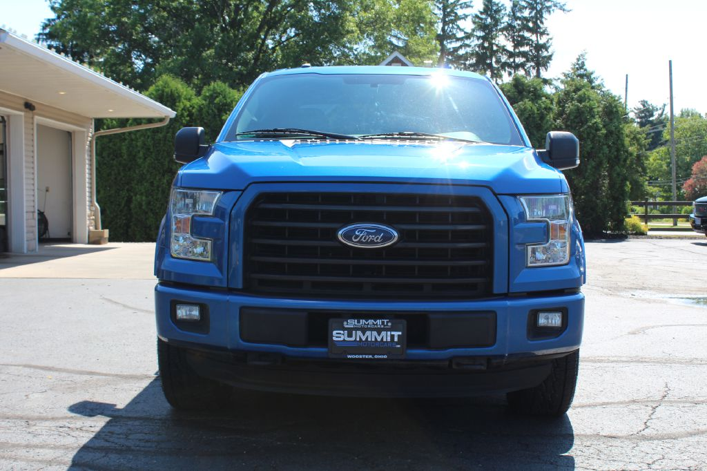 2016 FORD F150 XLT SPORT 4x4 XLT SPORT for sale at Summit Motorcars
