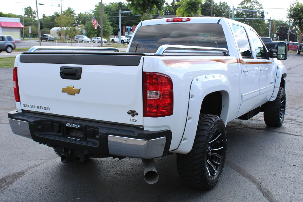 2012 CHEVROLET 2500HD LTZ 4x4 LTZ DURAMAX for sale at Summit Motorcars