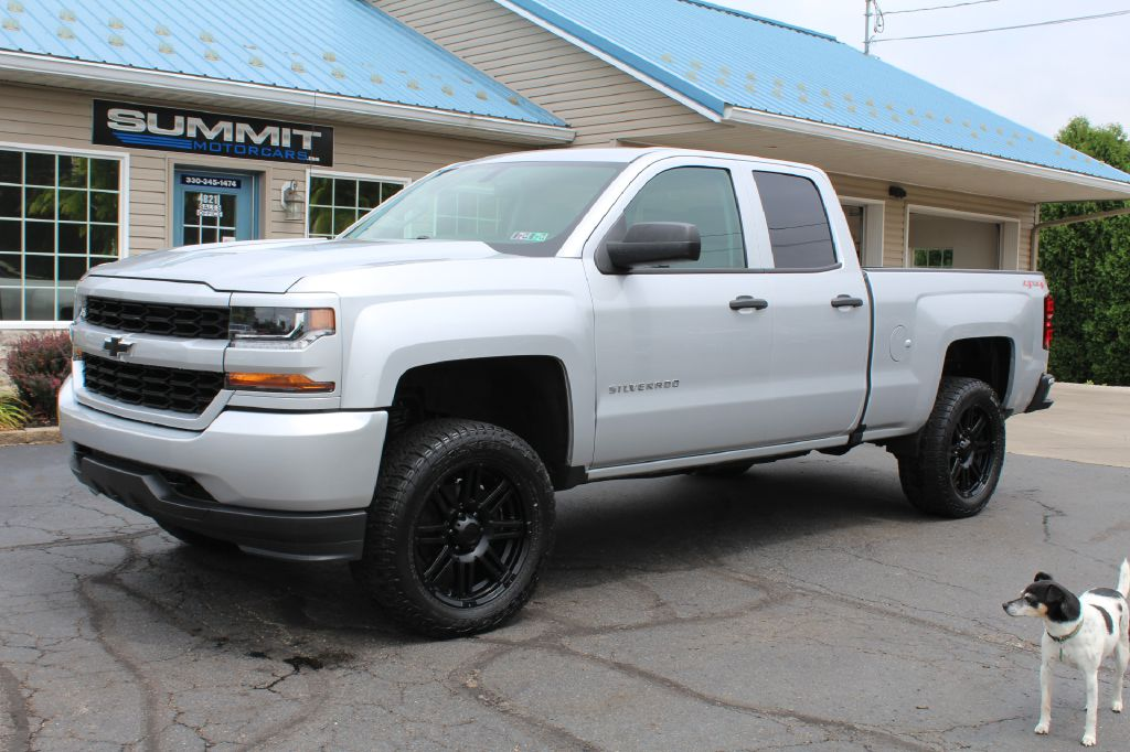 2015 GMC SIERRA 2500 SLT 4x4 SLT ALL-TERRAIN for sale at Summit Motorcars