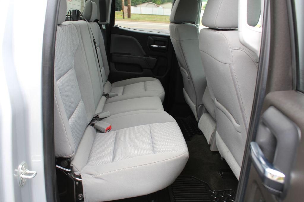 2017 CHEVROLET 1500 CUSTOM 4x4 CUSTOM for sale at Summit Motorcars
