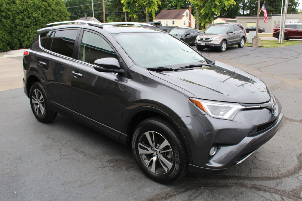 2016 TOYOTA RAV4 XLE AWD XLE for sale at Summit Motorcars