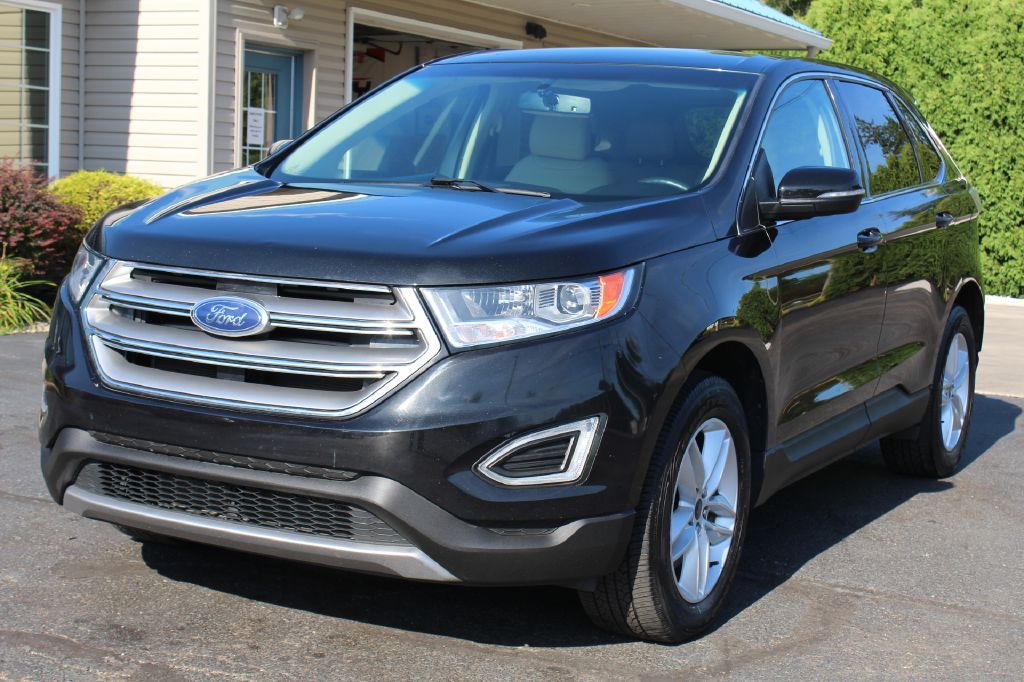 2015 FORD EDGE SEL AWD SEL for sale at Summit Motorcars