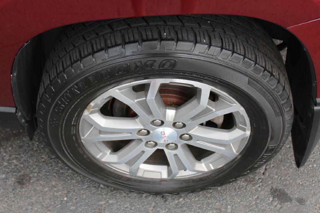 2015 GMC ACADIA SLT AWD SLT for sale at Summit Motorcars