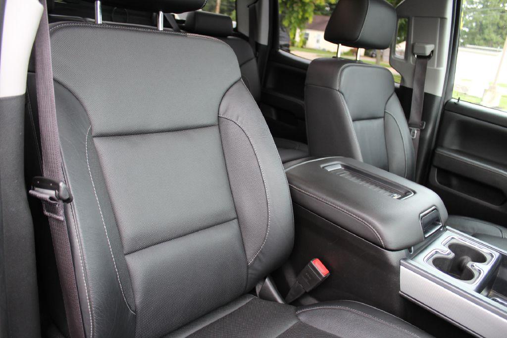 2017 CHEVROLET 2500 LTZ Z71 4x4 LTZ w/Z71 DURAMAX for sale at Summit Motorcars