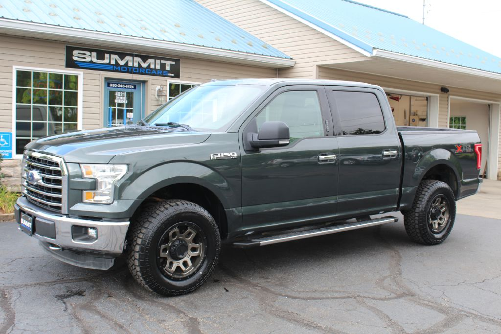 2011 FORD F350 LARIAT LB 4x4 LARIAT LB POWERSTROKE for sale at Summit Motorcars