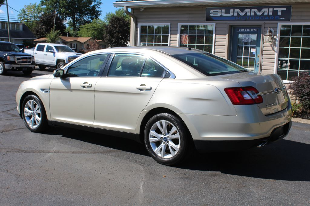 2010 FORD TAURUS SEL SEL for sale at Summit Motorcars