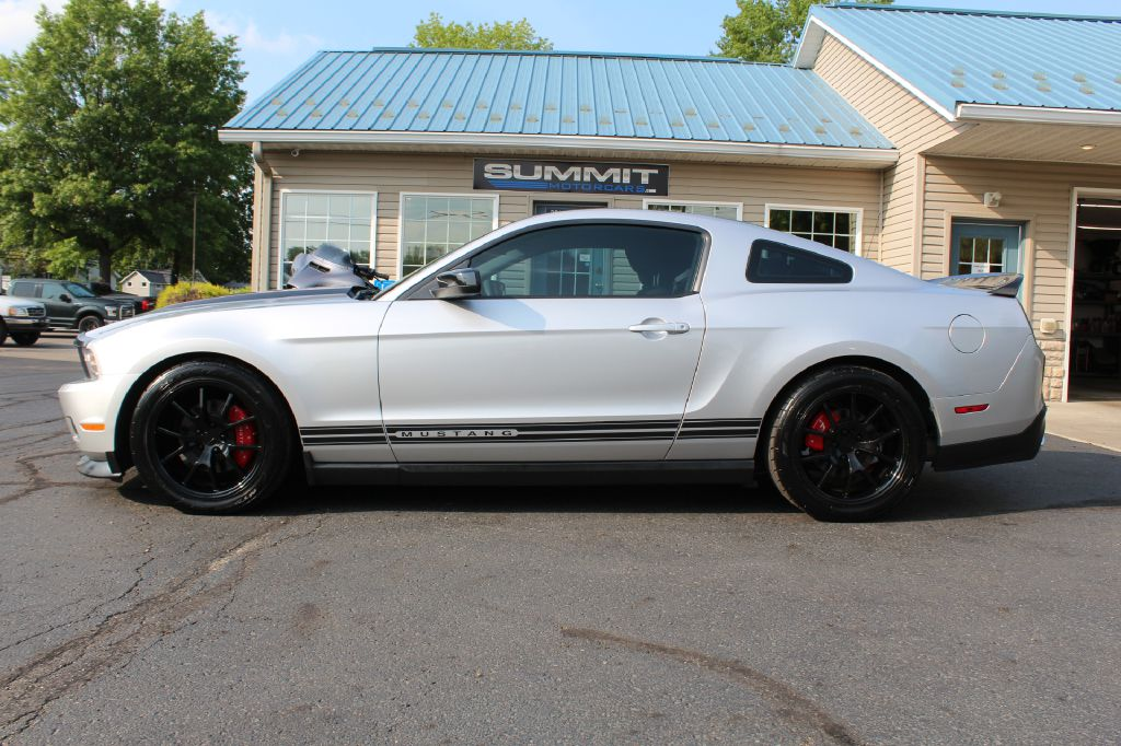 2011 FORD MUSTANG PERFORMANCE COUPE for sale at Summit Motorcars