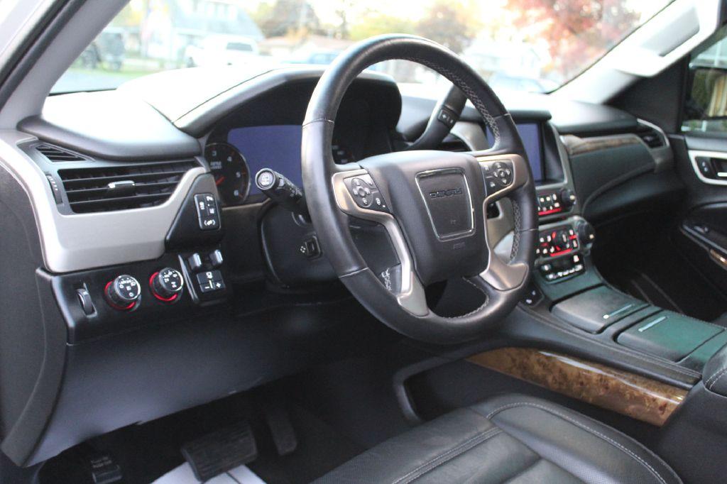 2015 GMC YUKON XL DENALI 4x4 DENALI 6.2L for sale at Summit Motorcars