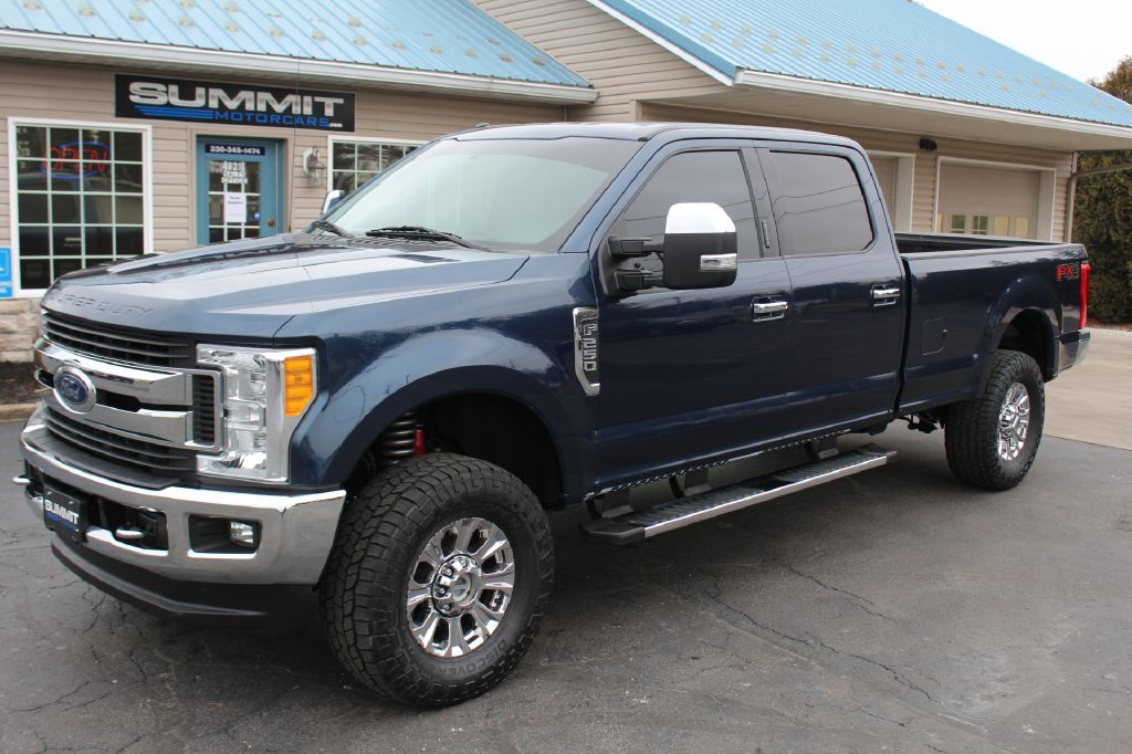 2015 FORD F150 XLT 4x4 XLT for sale at Summit Motorcars