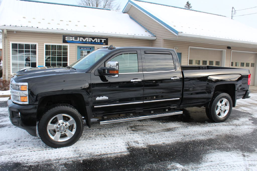 2018 CHEVROLET 2500 HI CTRY LB 4x4 HIGH COUNTRY LB DURAMAX for sale at Summit Motorcars