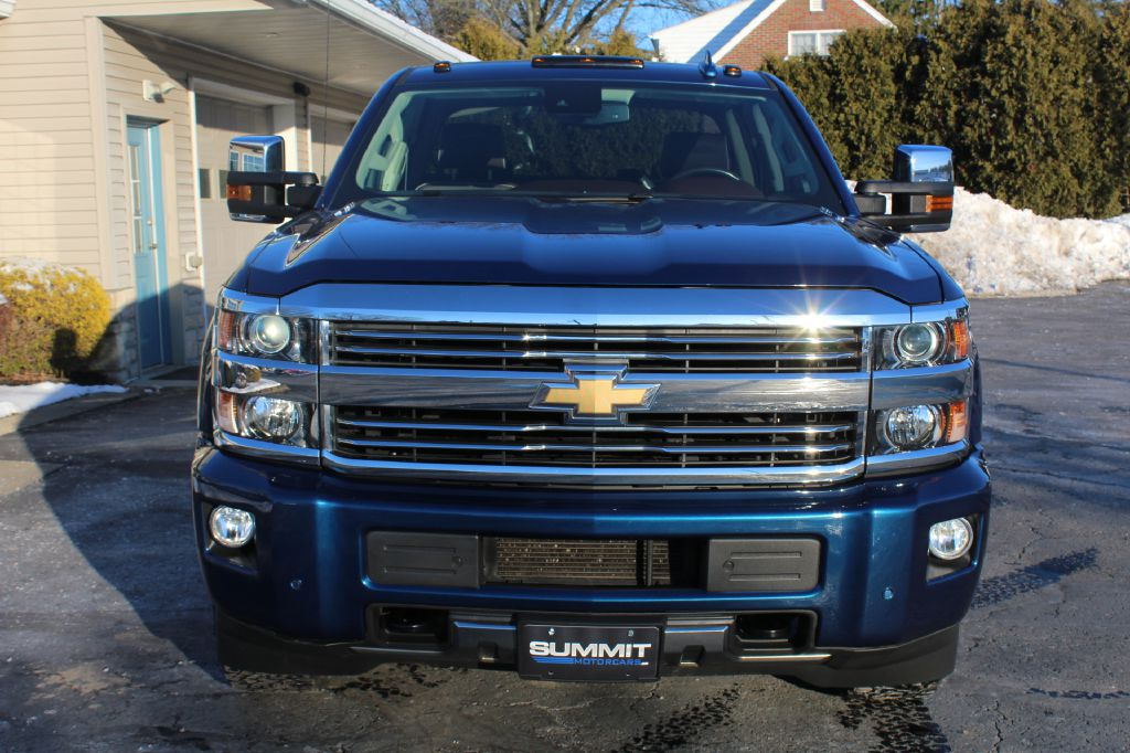 2016 CHEVROLET 3500 HI CTRY LB 4x4 HIGH COUNTRY LB DURAMAX for sale at Summit Motorcars