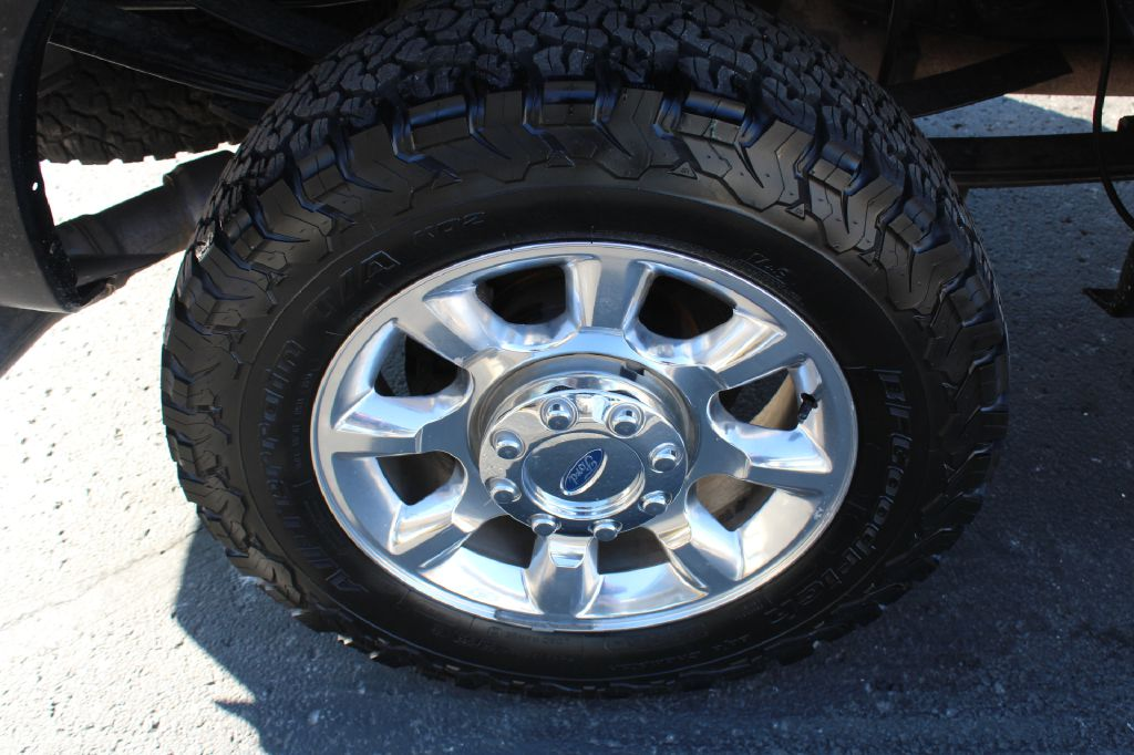 2015 FORD F250 XLT FX4 4x4 XLT FX4 POWERSTROKE for sale at Summit Motorcars