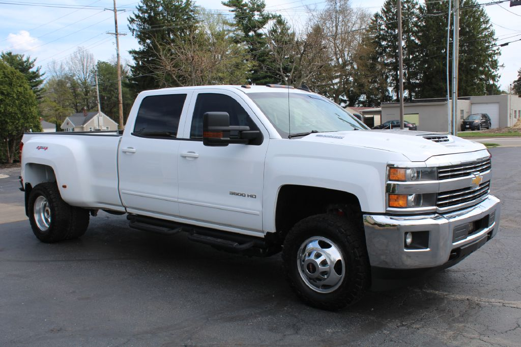 2018 CHEVROLET 3500 LT DRW 4x4 LT DRW DURAMAX for sale at Summit Motorcars