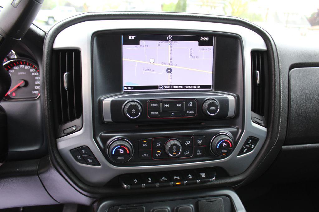 2016 GMC SIERRA 2500 SLT 4x4 SLT DURAMAX for sale at Summit Motorcars