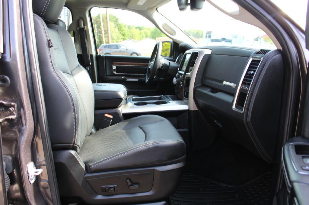 2016 RAM 1500 LARAMIE 4x4 LARAMIE ECODIESEL for sale at Summit Motorcars