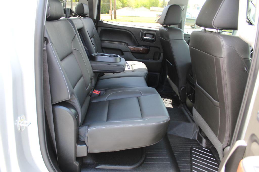 2018 GMC SIERRA 2500 SLT 4x4 SLT DURAMAX for sale at Summit Motorcars