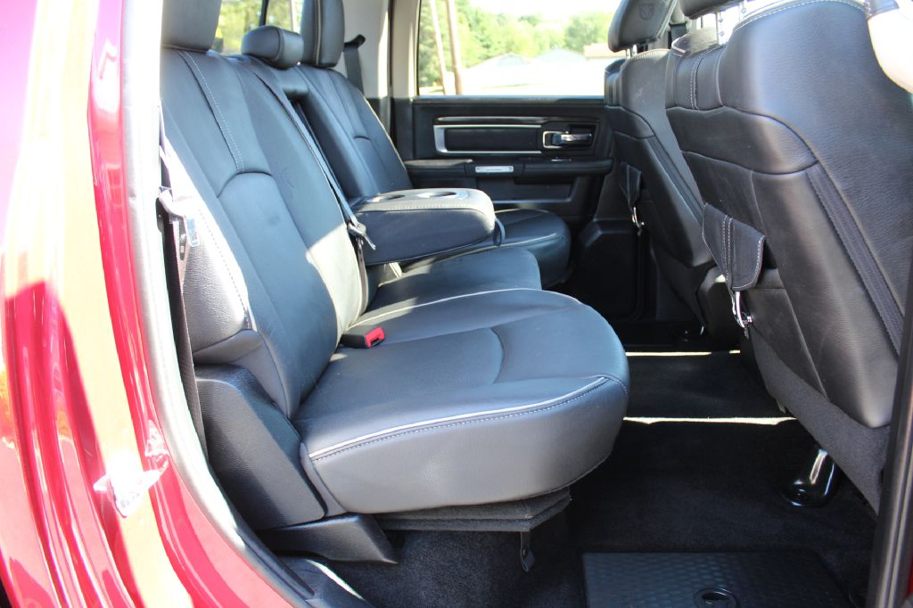 2015 RAM 2500 LIMITED 4x4 LIMITED for sale at Summit Motorcars
