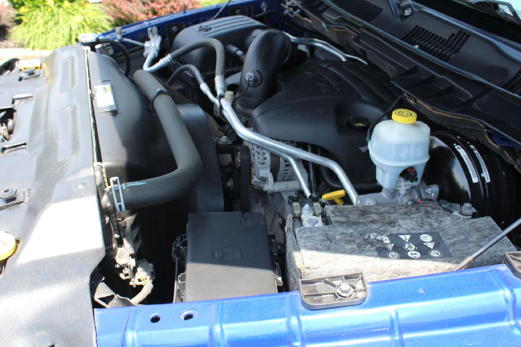 2015 RAM 1500 BIG HORN 4x4 SLT BIG HORN 5.7L HEMI for sale at Summit Motorcars