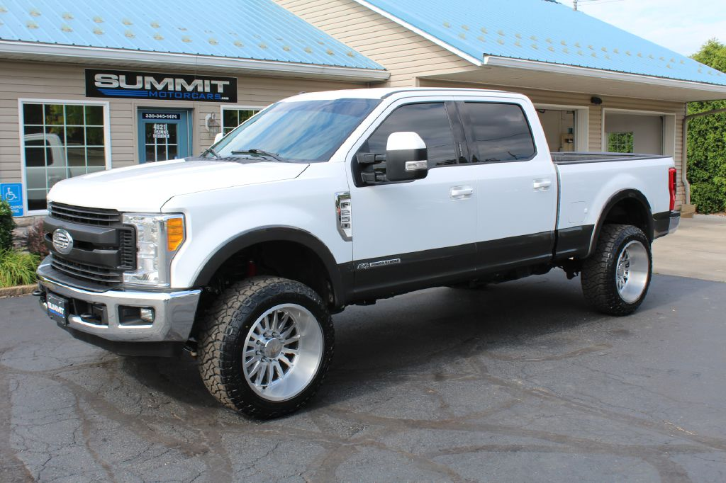 2018 FORD F250 XLT FB SUPER DUTY for sale at Summit Motorcars