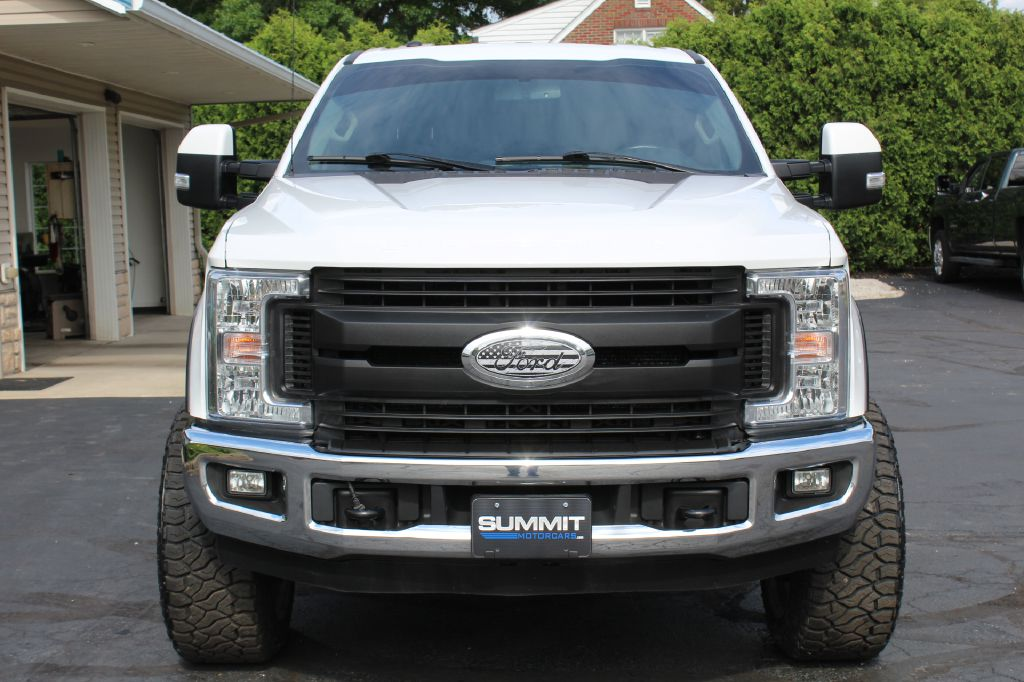 2017 FORD F250 LARIAT 4x4 LARIAT POWERSTROKE for sale at Summit Motorcars