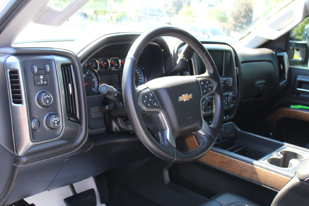 2019 CHEVROLET 3500 LTZ DRW 4x4 LTZ DRW DURAMAX for sale at Summit Motorcars