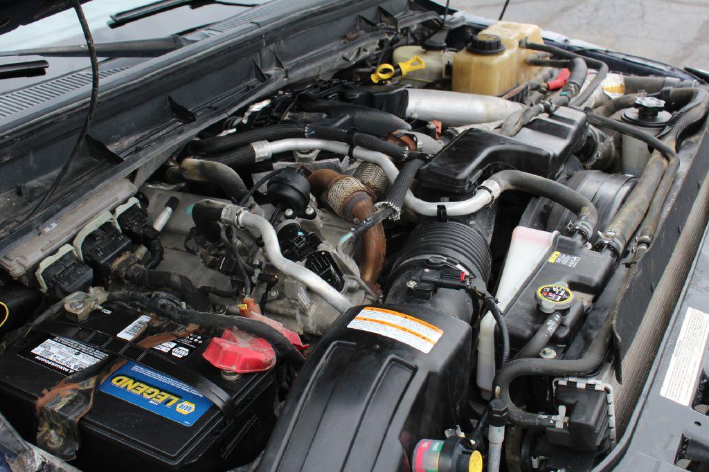 2011 FORD F350 XL LB 4x4 XL LB POWERSTROKE for sale at Summit Motorcars