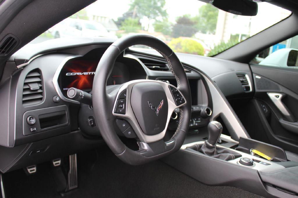 2016 CHEVROLET CORVETTE STINGRAY 1LT for sale at Summit Motorcars