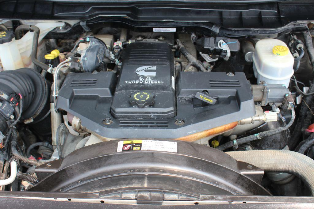 2015 RAM 3500 TRADESMAN 4x4 TRADESMAN CUMMINS for sale at Summit Motorcars