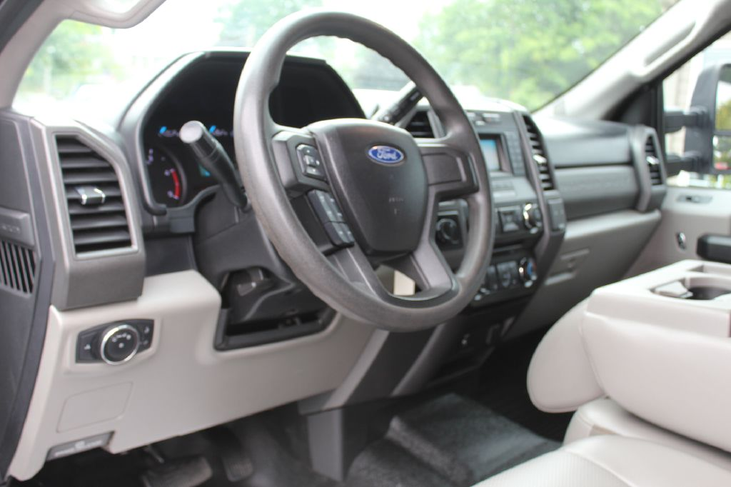 2017 FORD F250 XL FX4 4x4 XL FX4 POWERSTROKE for sale at Summit Motorcars
