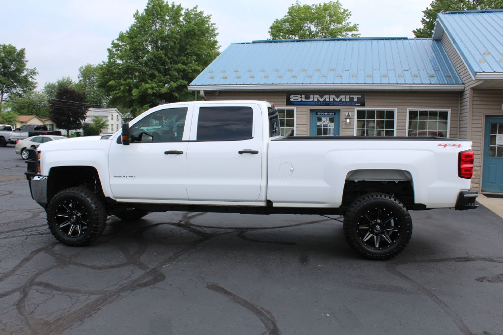 2016 CHEVROLET 2500 WRK TRK LB 4x4 WORK TRUCK LONG BED for sale at Summit Motorcars