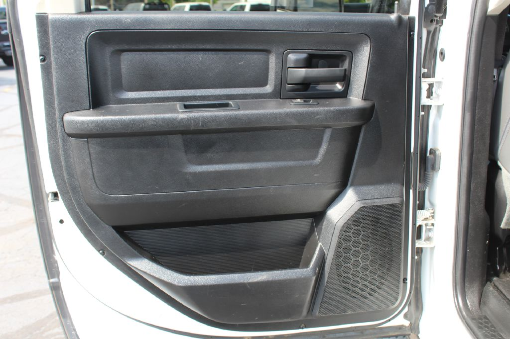 2017 RAM 2500 TRADESMAN 4x4 FLATBED TRADESMAN  CUMMINS for sale at Summit Motorcars