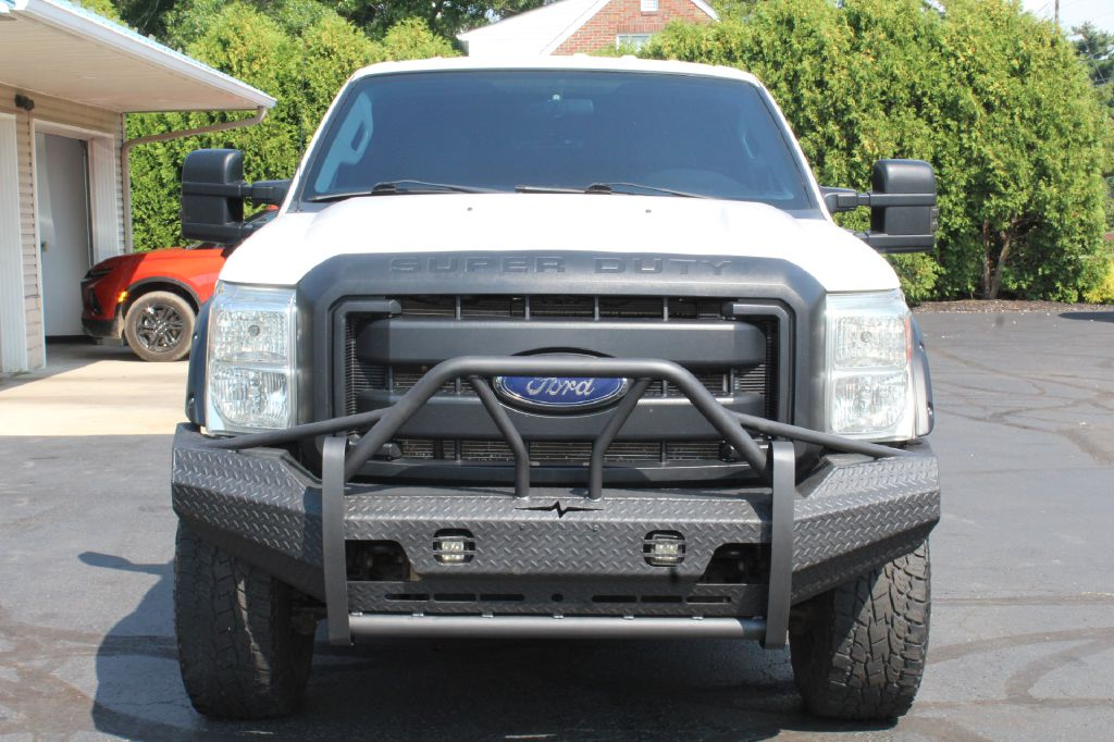 2015 FORD F250 XL XL 4x4 POWERSTROKE for sale at Summit Motorcars