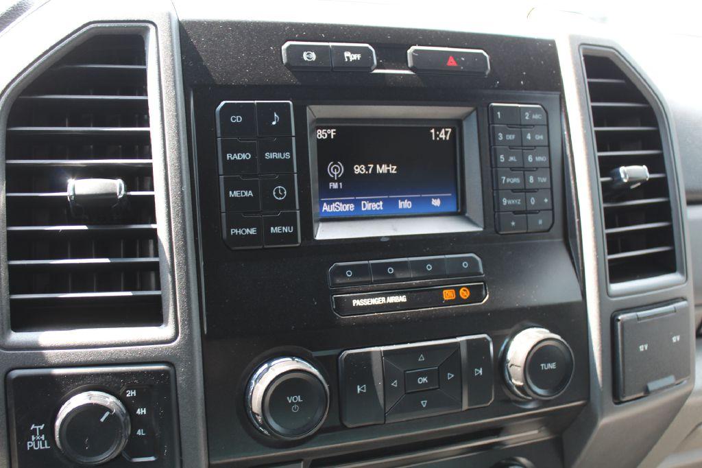 2017 FORD F250 XL STX LB 4x4 XL STX LB POWERSTROKE for sale at Summit Motorcars