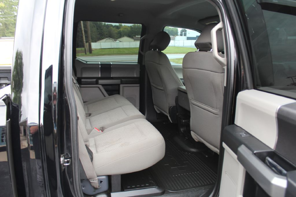 2017 FORD F250 XLT 4x4 XLT POWERSTROKE for sale at Summit Motorcars