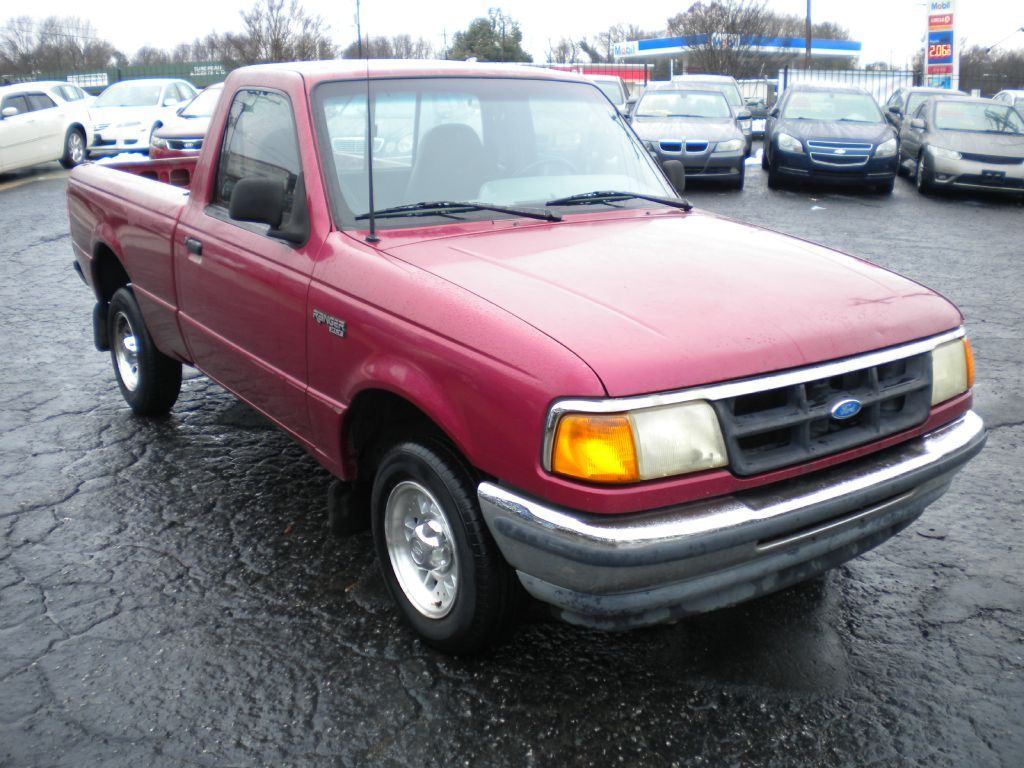 1994 Ford Ranger  for sale VIN: 1FTCR10A9RTB11417