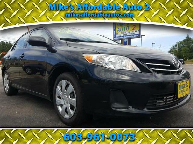 2013 TOYOTA COROLLA 2T1BU4EE5DC037212 MIKE'S AFFORDABLE AUTO 2