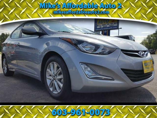2015 HYUNDAI ELANTRA 5NPDH4AE2FH629637 MIKE'S AFFORDABLE AUTO 2