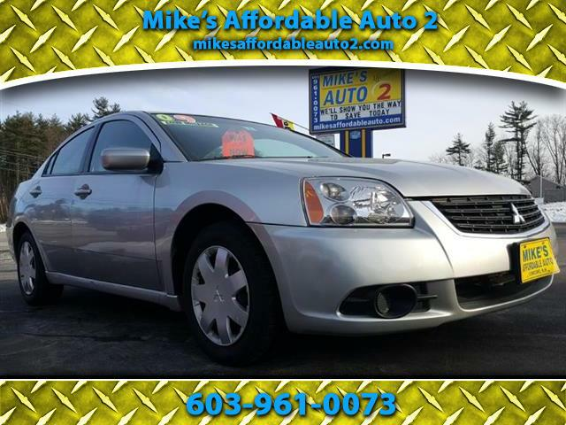 2009 MITSUBISHI GALANT 4A3AB36F29E007640 MIKE'S AFFORDABLE AUTO 2