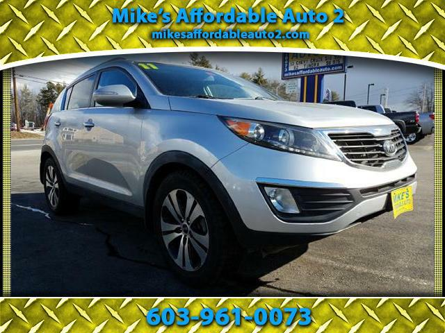 2011 KIA SPORTAGE KNDPC3A29B7048694 MIKE'S AFFORDABLE AUTO 2